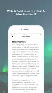 Falcon, l'app per le note completa 3