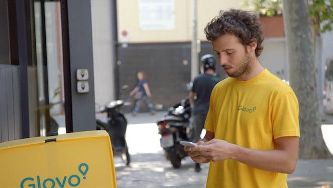 L'app di delivery Glovo ricerca 1000 nuovi corrieri tra Milano e Roma 1