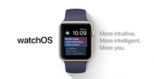 WatchOS 4 - More You 2