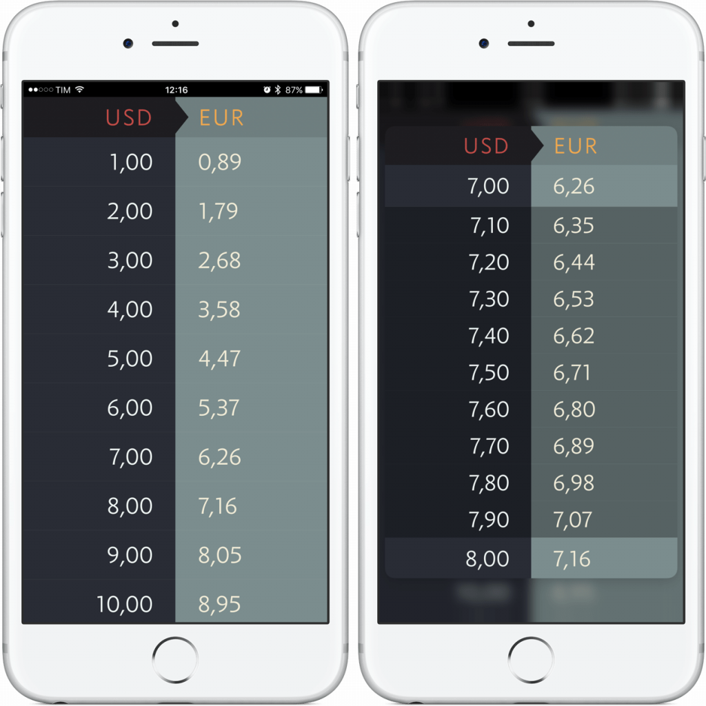 Elk l'app che ci aiuta nella conversione delle valute 2