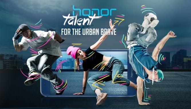 I talenti degli street sport hanno un nuovo trampolino di lancio: Honor Talent 1