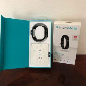 Fitbit Alta, ora anche HR 3