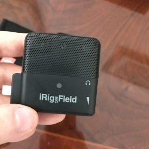 Il microfono ultra compatto con presa Lightning, ecco iRig Mic Field di IK Multimedia 8