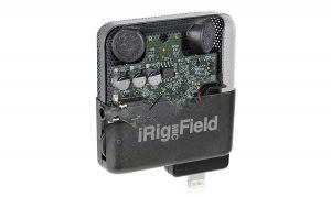 Il microfono ultra compatto con presa Lightning, ecco iRig Mic Field di IK Multimedia 7