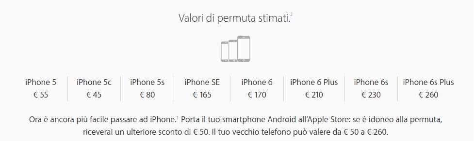 Apple sconta gli iPhone fino a 260 euro! 2