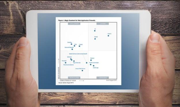 F5 è Leader nel Magic Quadrant di Gartner dedicato agli Web Application Firewall 1