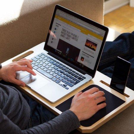 LapPad: una piccola scrivania portatile 1