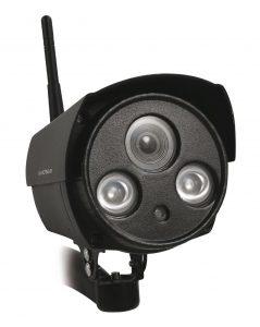 Risoluzione dell'immagine a 2 MegaPixel: Avidsen raddoppia la qualità della vigilanza garantita dalle sue telecamere IP 3