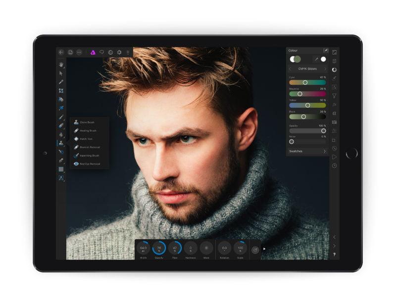 Recensione - Affinity Photo: il concorrente di photoshop arriva anche su iOS 3