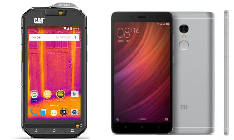 Due smartphone a confronto 1