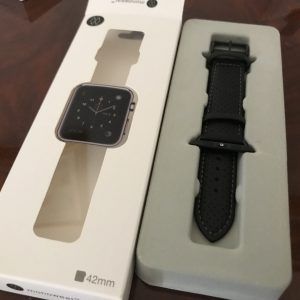 Monowear ed i suoi cinturini per Apple Watch 6