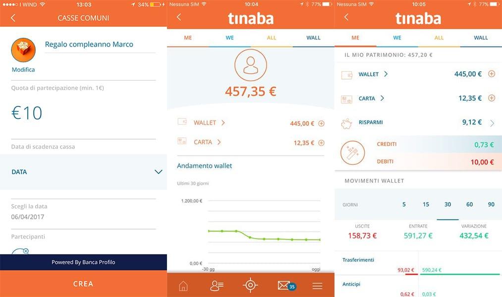 Tinaba: il nuovo modo per pagare! 3