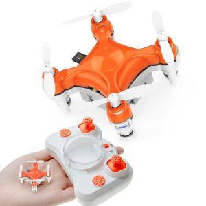 BuzzBee - Il nano drone più piccolo al mondo 4