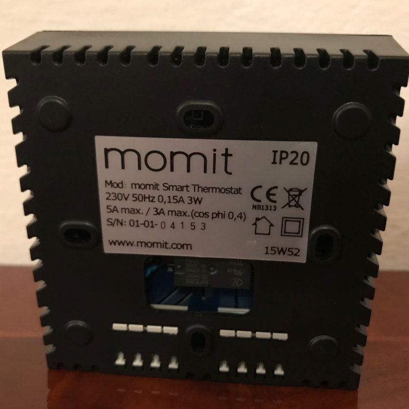 Smart Thermostat di Momit - Recensione 5