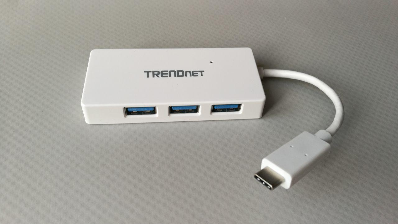 Recensione Trendnet TUC-H4E 3