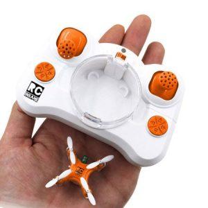 BuzzBee - Il nano drone più piccolo al mondo 5