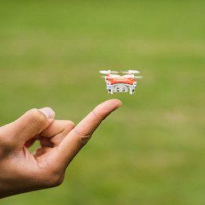 BuzzBee - Il nano drone più piccolo al mondo 7