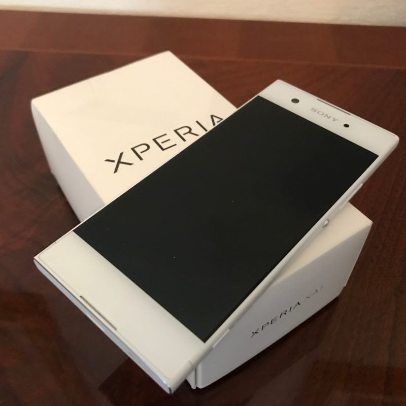 Xperia XA1, riprovaci ancora Sony 2