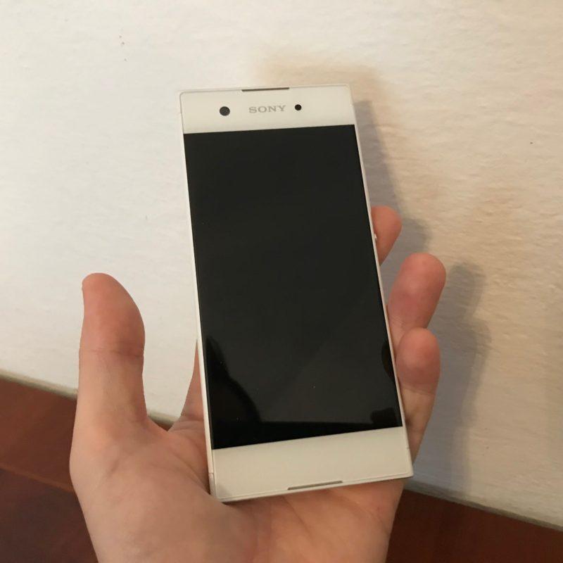 Xperia XA1, riprovaci ancora Sony 3