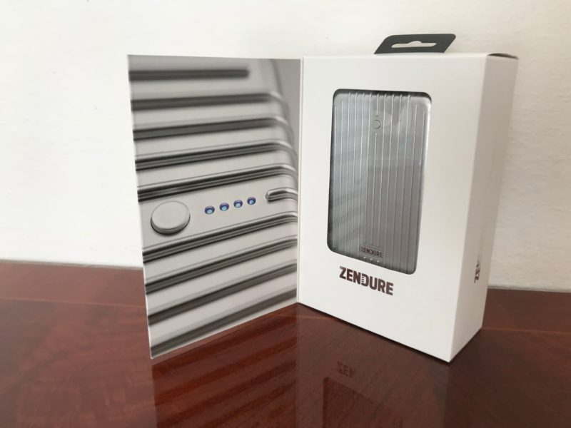 Zendure A8 QC potenza e qualità per caricare i nostri prodotti 2