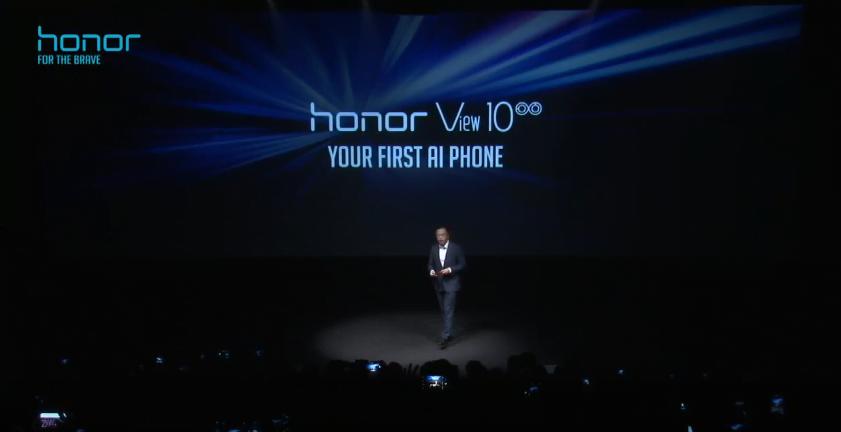 Honor presenta il suo phablet View 10 2