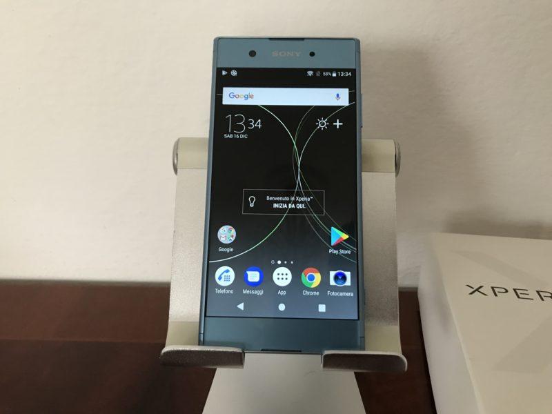 Sony Xperia XA1 Plus, bene bene ma non benissimo 5