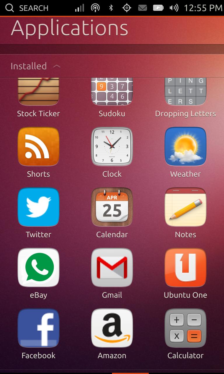 App Android su Ubuntu Phone? Molto presto 2