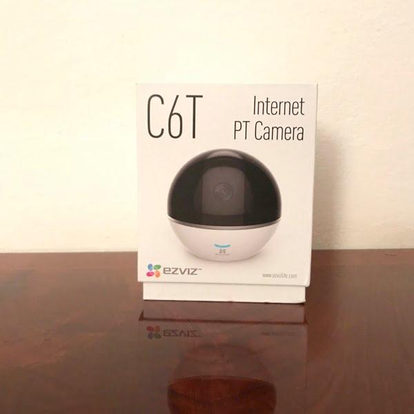 Ezviz C6T la camera di sorveglianza per la casa motorizzata 2