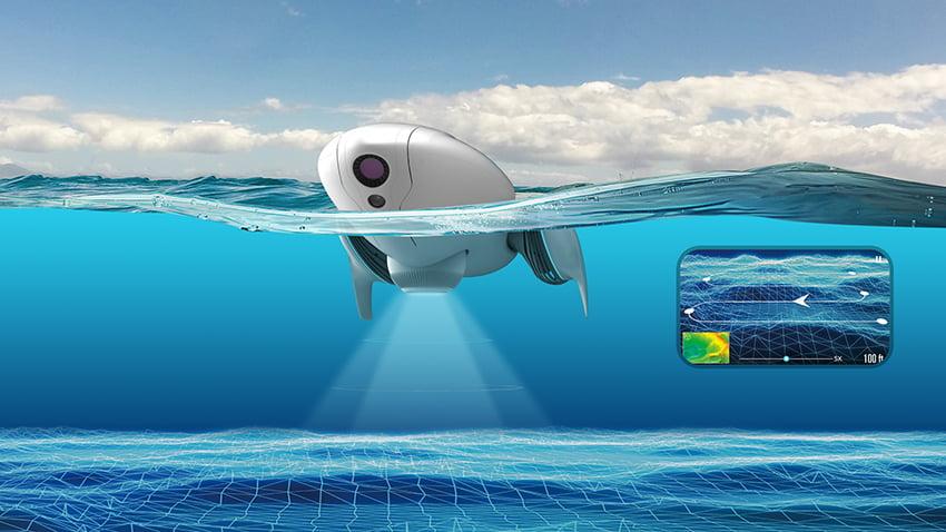 CES 2018: PowerVision presenta PowerDolphin, un esclusivo drone d'acqua 4