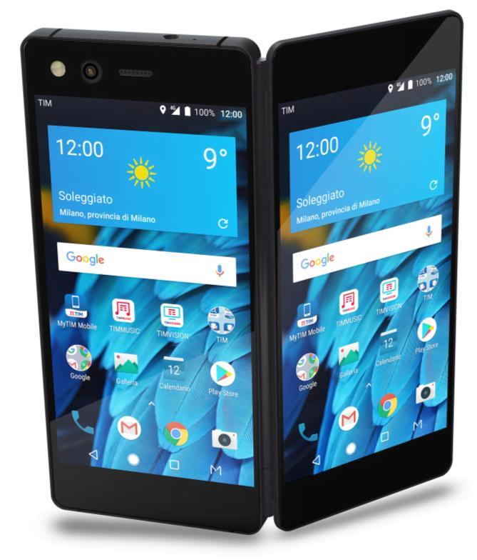 Arriva in Italia ZTE Axon M: in esclusiva con TIM, il nuovo smartphone pieghevole dual screen 2