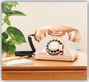 GPO Retro ispirazione vintage e tecnologia moderna 3