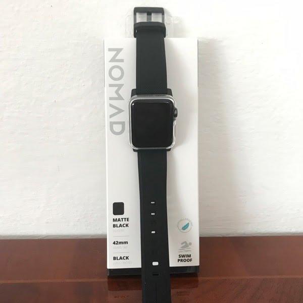 Recensione cinturini Nomad per Apple Watch 6