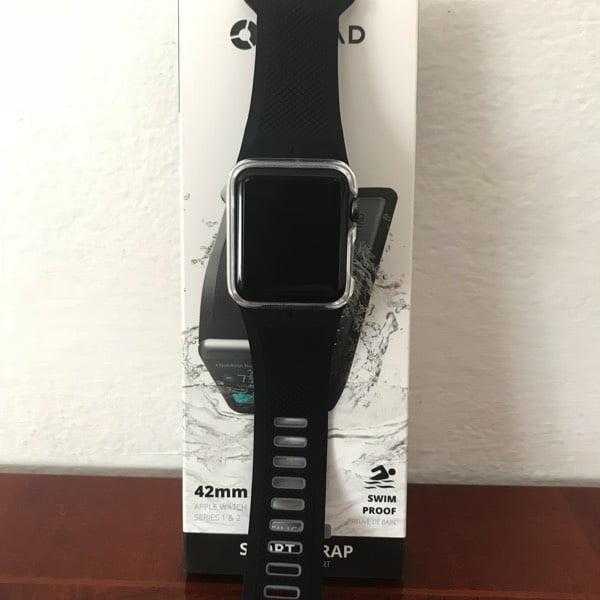 Recensione cinturini Nomad per Apple Watch 2