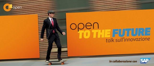 """SAP inaugura """"Open to the Future. Talk sull'innovazione"""" 1"""