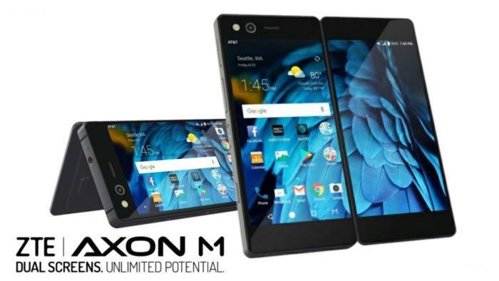 Arriva in Italia ZTE Axon M: in esclusiva con TIM, il nuovo smartphone pieghevole dual screen 1