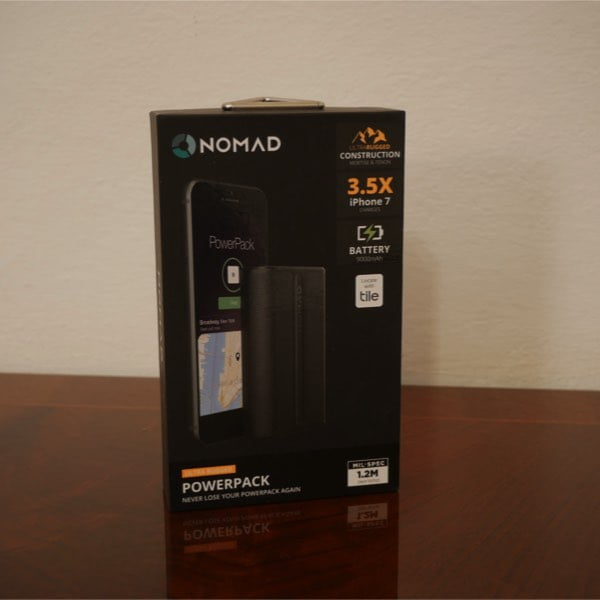 PowerPack di Nomad, il power bank completo 2
