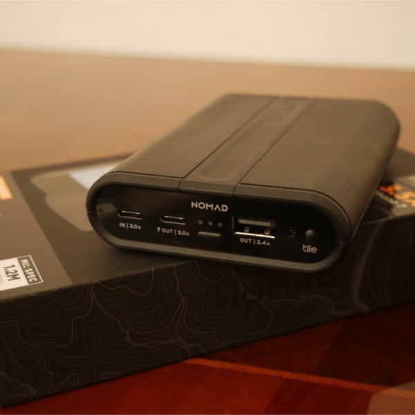 PowerPack di Nomad, il power bank completo 4