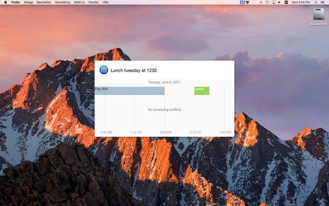 miCal il calendario completo per Mac, non solo pr iOS 3