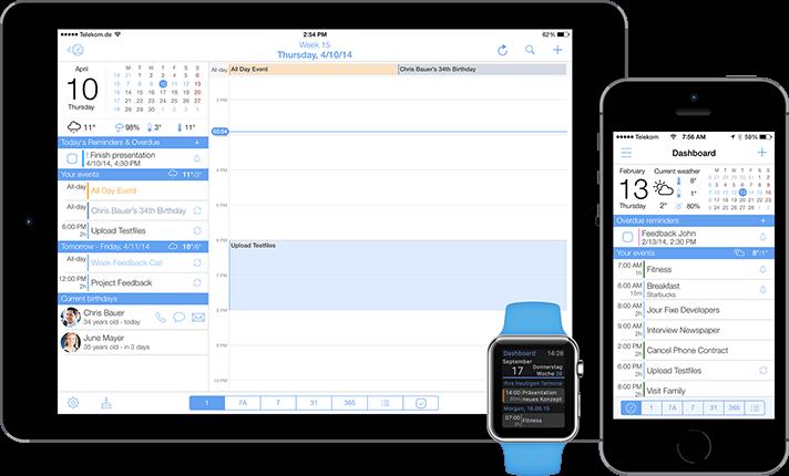 miCal il calendario completo per Mac, non solo pr iOS 1