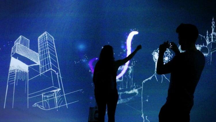 Souldesigner con un'installazione per Moleskine al Mudec evoca il retail del futuro 1