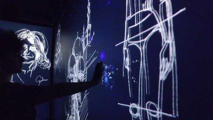 Souldesigner con un'installazione per Moleskine al Mudec evoca il retail del futuro 2