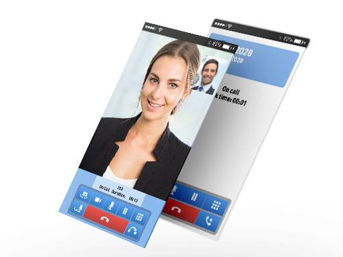 Softphone di Panasonic porta in azienda la filosofia BYOD (Bring your own device) 2