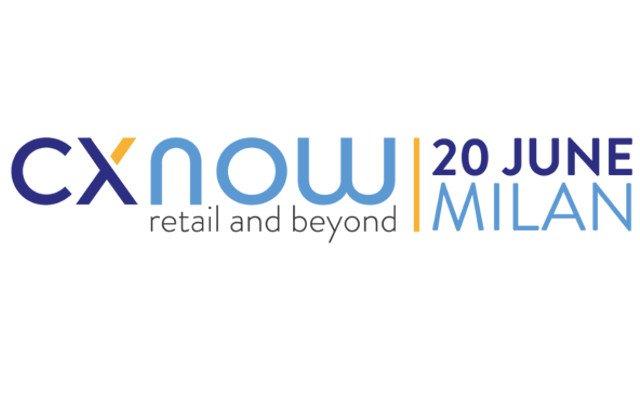 CX NOW. Retail and Beyond Seconda edizione. Milano, 20 giugno 2018 1