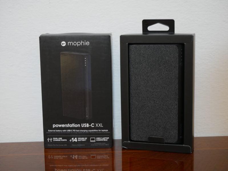 Mophie e la sua batteria infinita USB-C 2