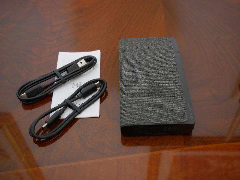 Mophie e la sua batteria infinita USB-C 3