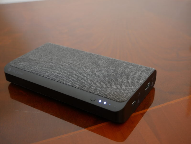 Mophie e la sua batteria infinita USB-C 5