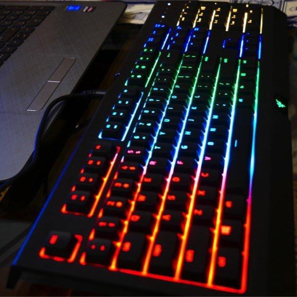 Razer Cynosa Chroma, la tastiera economica per giocatori 8