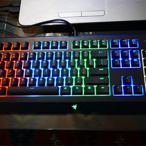 Razer Cynosa Chroma, la tastiera economica per giocatori 9