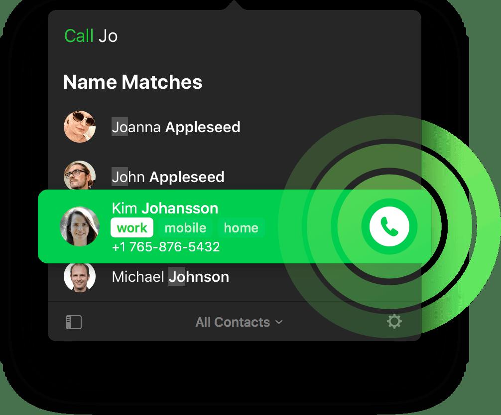 Recensione-Per gestire i propri contatti utilizzate Cardhop sul vostro Mac 3