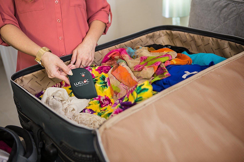"""Mai più valige perse in aeroporto con il """"baggage locator"""" LugLoc! 3"""